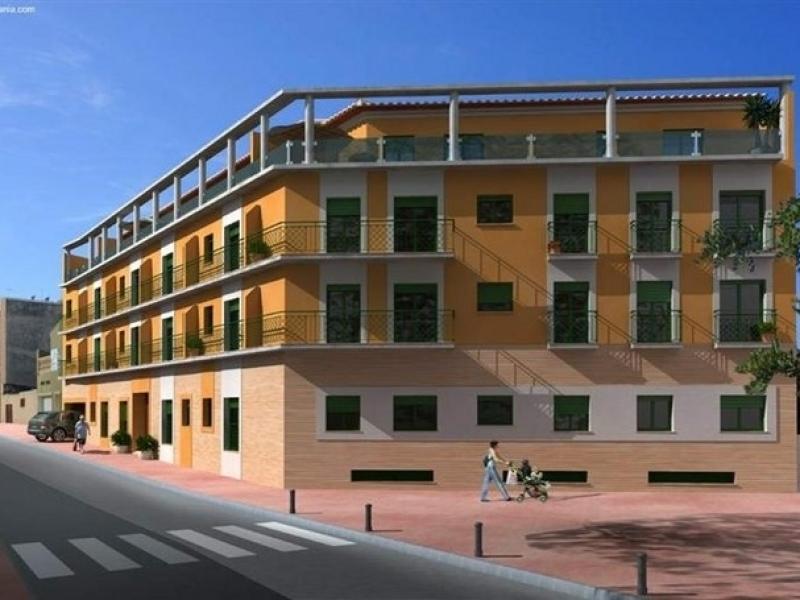 Apartamento en venta en La Xara La Xara Costa Blanca España