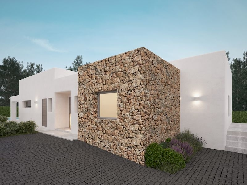 Quality new construction in Pinomar, Javea
