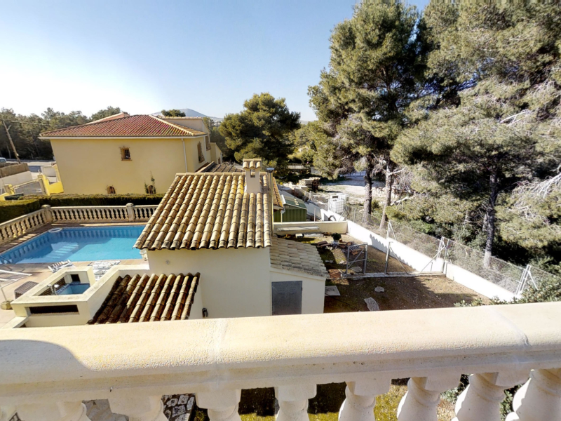 Villa en venta en javea balcon al mar