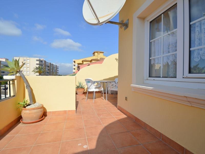 Apartamento de un dormitorio en venta en Javea - Arenal