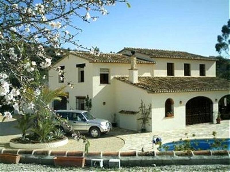 Finca en venta en Benissa Benimarraig Costa Blanca España