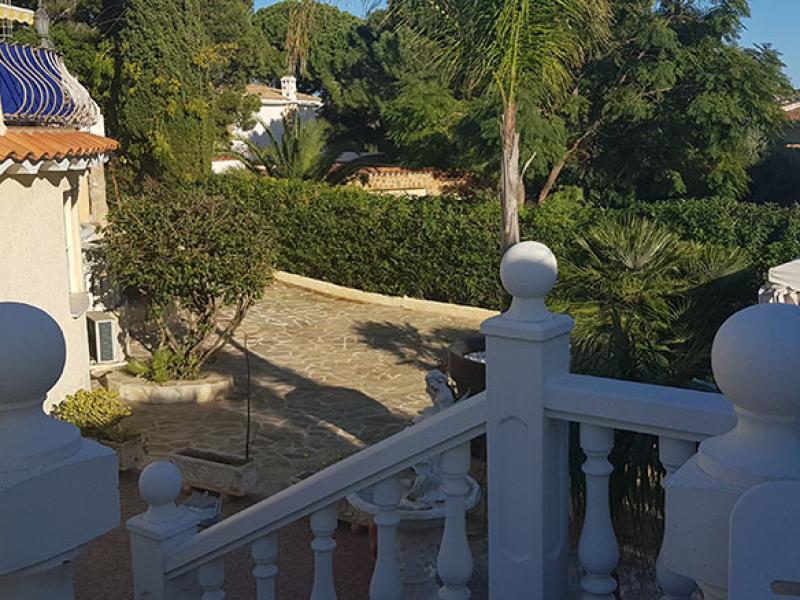 Amplia villa en Galerettes, Denia