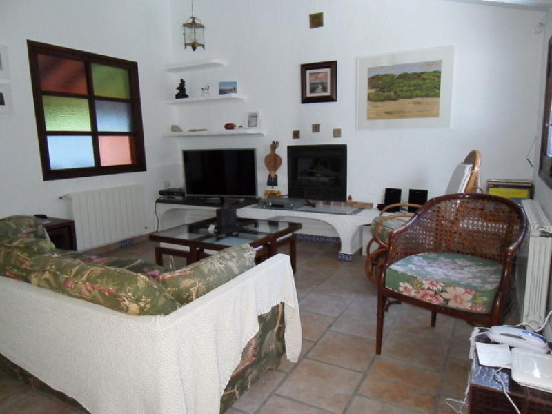 Finca rústica en venta en Javea Cap Marti Costa Blanca, España