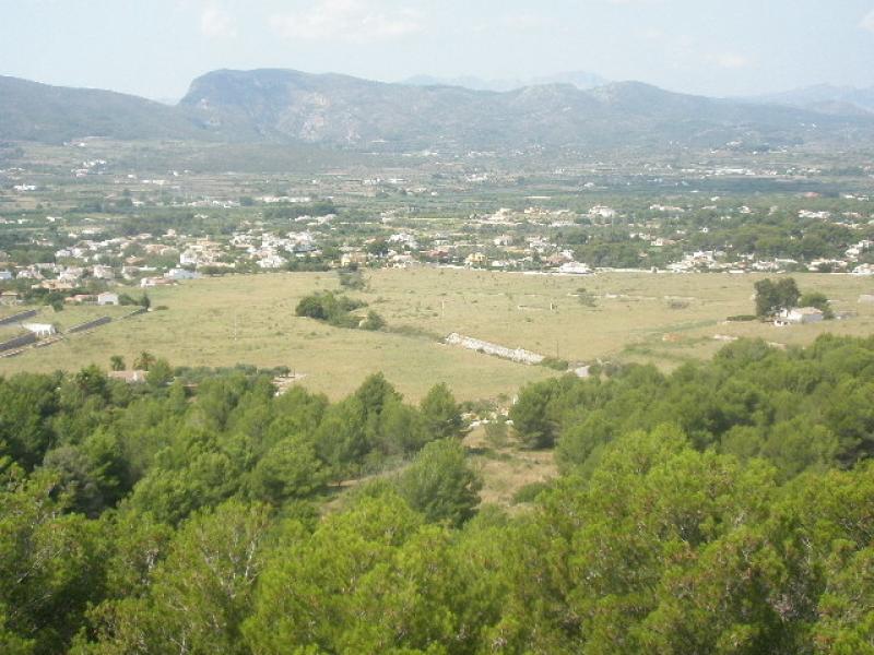 Parcela en venta en Javea Castellans Costa Blanca, España