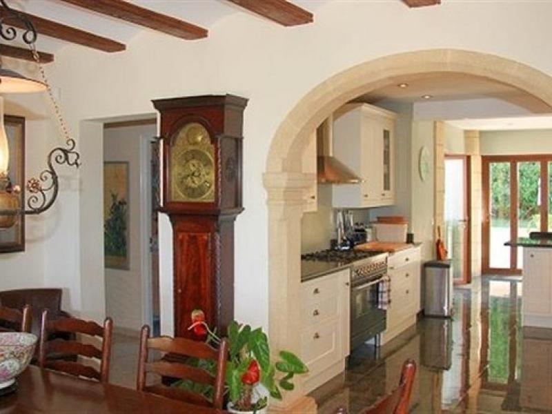 Villa con jacuzzi en venta en Javea Cap Marti Costa Blanca