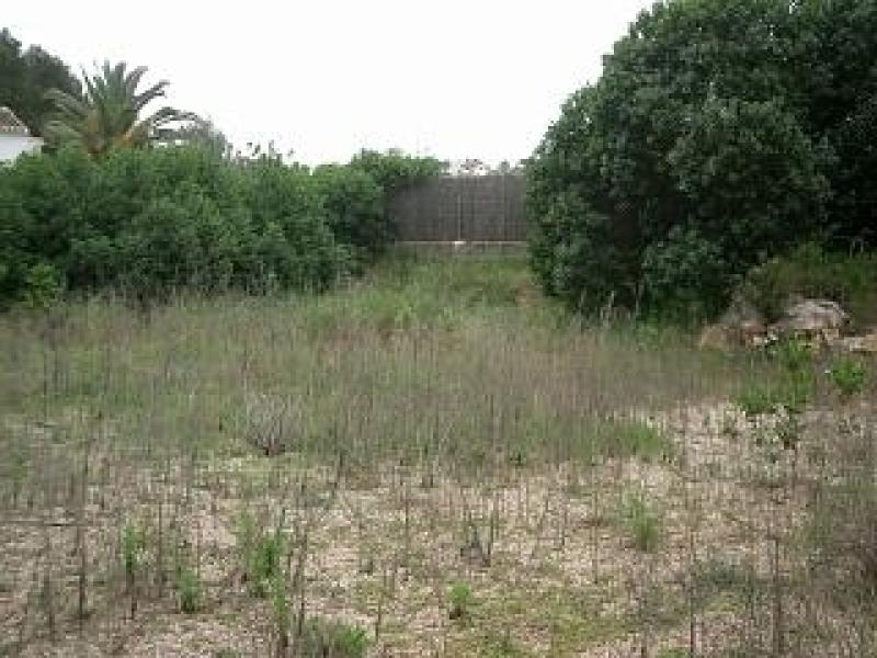 Terreno cerca de Arenal en venta en Javea El Toscal Costa Blanca, España