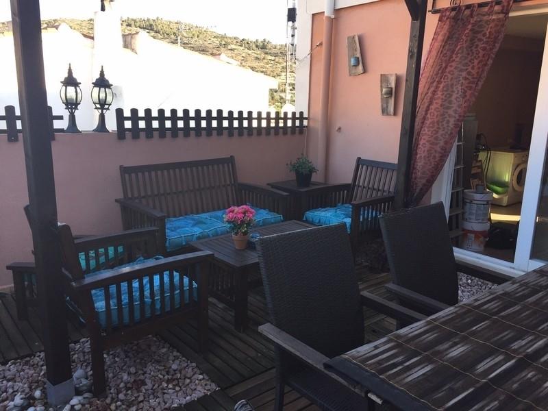 Casa de pueblo recientemente renovada en Senija