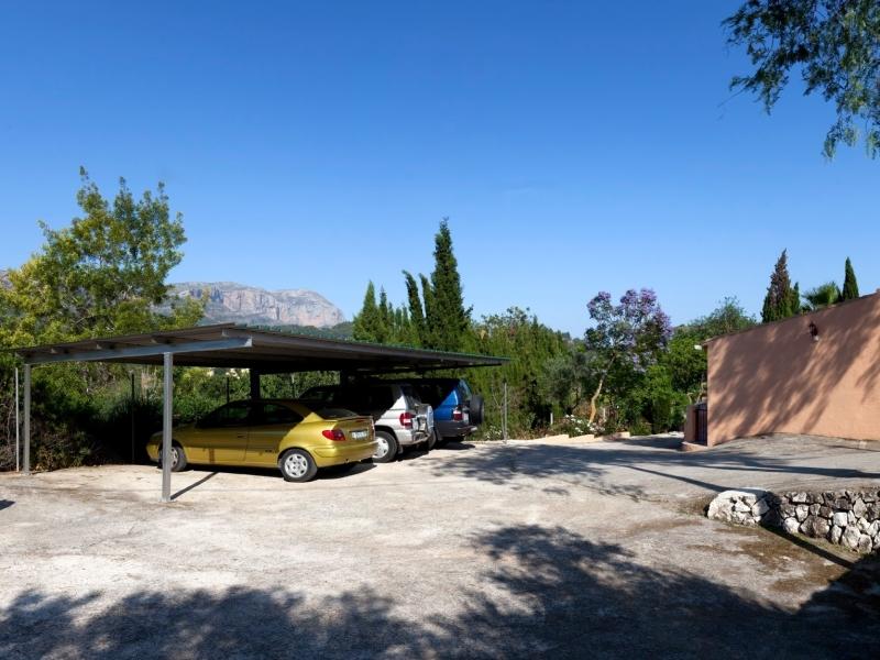 Una propiedad de estilo local única en un área de excepcional belleza natural cerca de Jesús Pobre