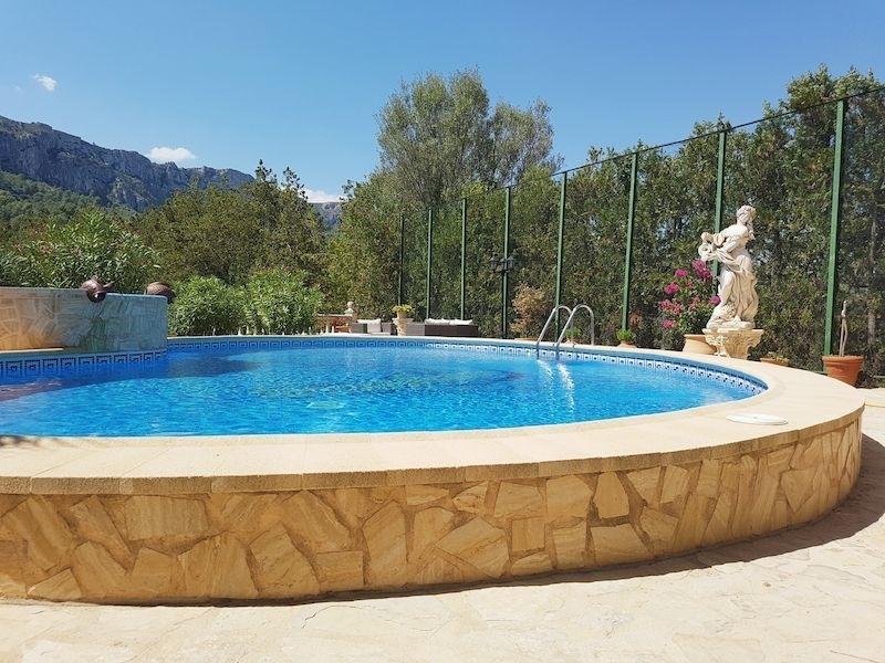 Propiedad de lujo en venta en Vall de Gallinera